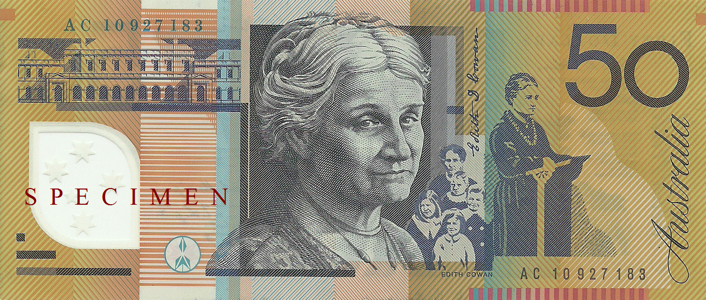 Chile Polymer Plastic Banknote 2000 Pesos 2007 UNC