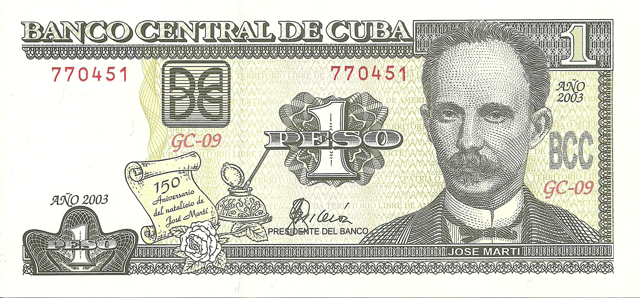 1 Peso 2003, Commemorative