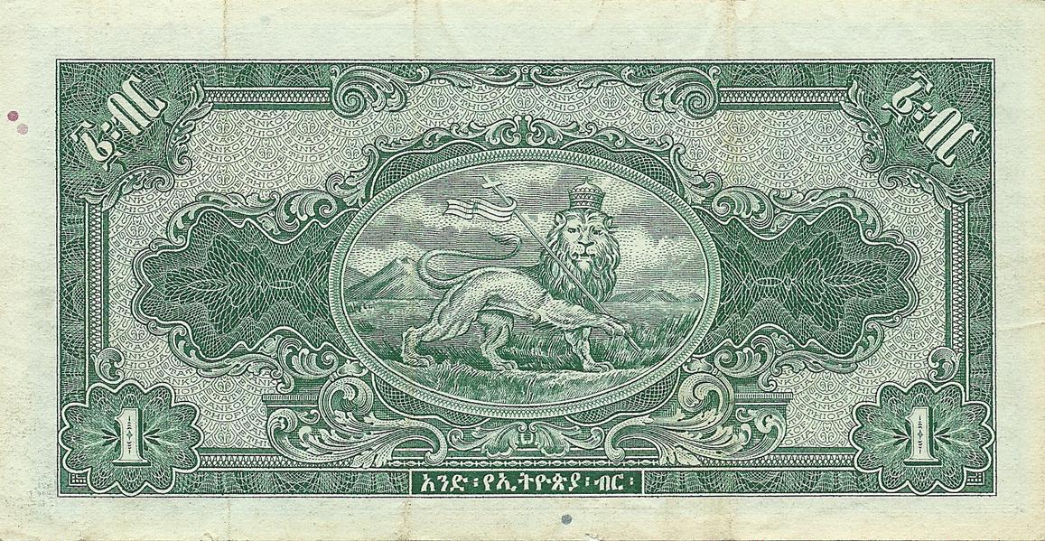 Description of 1 Dollar 1945