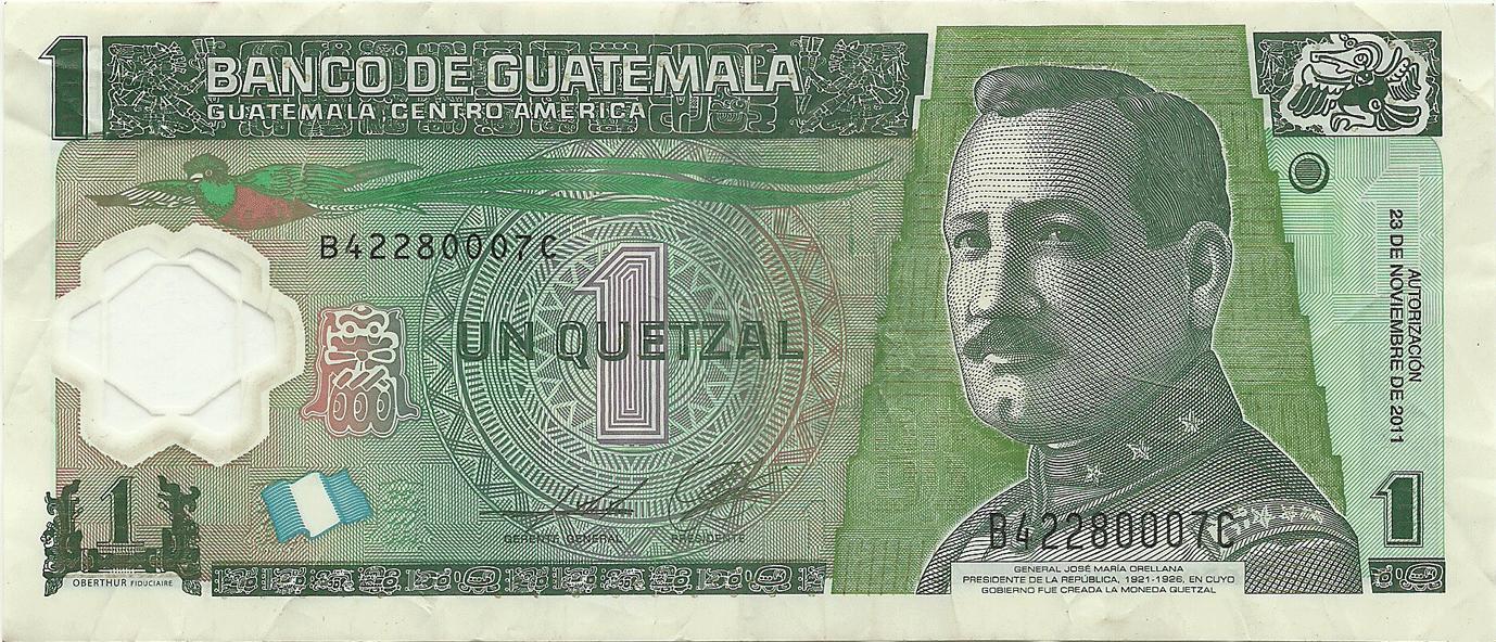 1 Quetzal 2017