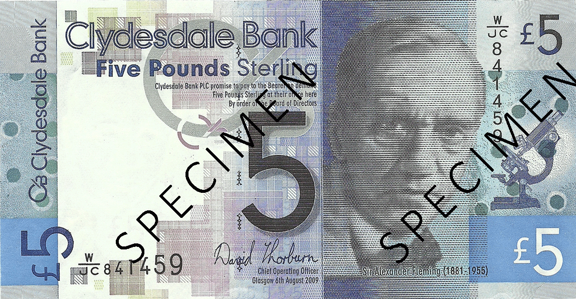 5 Pounds Sterling 2009. World Heritage Site