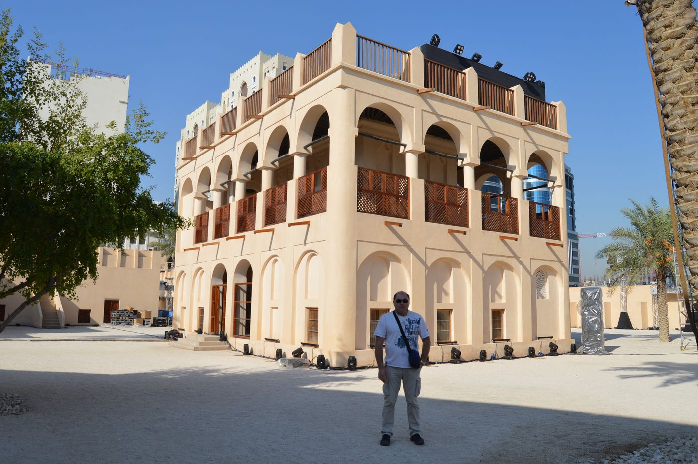 The Old Amiri Palace