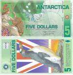 5 Dollars 2011, Commemorative