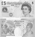 5 Pounds Sterling 2004