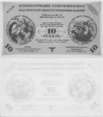 10 Punkte 1943, The issue for the North of Russia (Pskov and Leningrad Region)