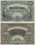 100 Mark 1900, The Kingdom of Bavaria