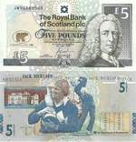 5 Pounds Sterling 2005, Jack Nicklaus
