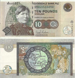 10 Pounds Sterling 2006