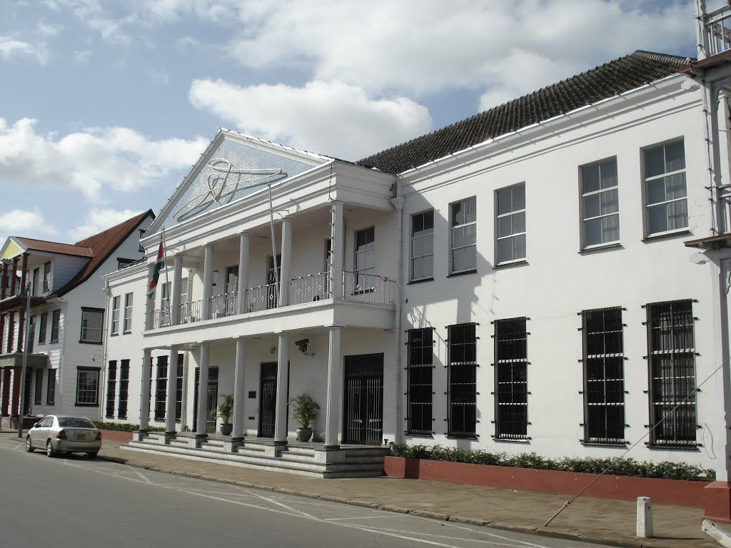 Central Bank of Suriname