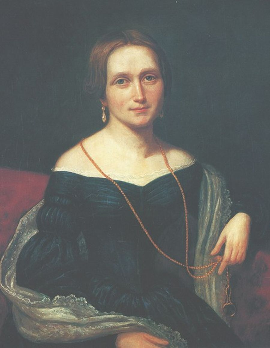 Camilla Jacobine Collett