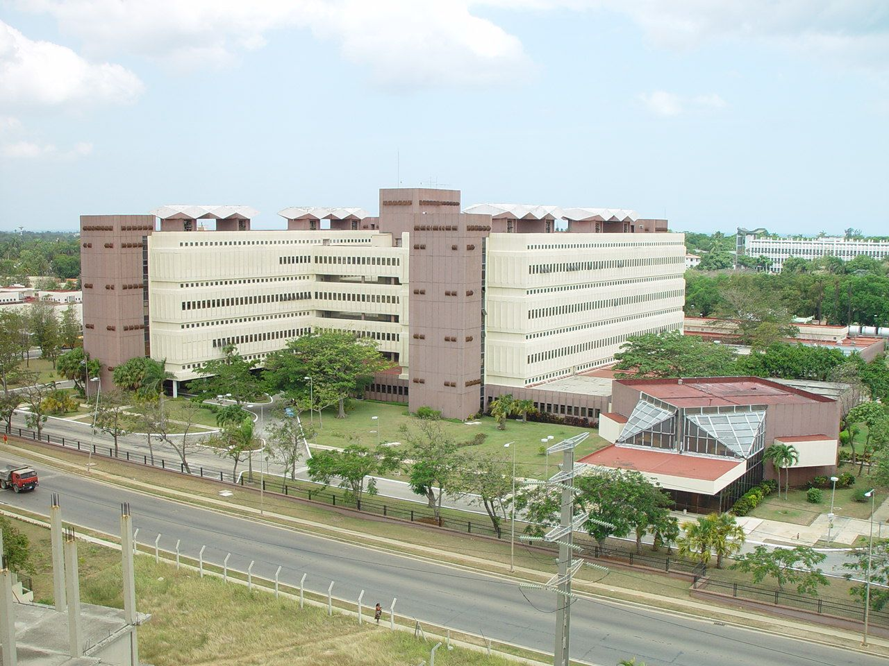 Center of Genetic Engineering and Biotechnology in Havana