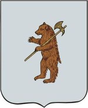 Yaroslavl coat of arms