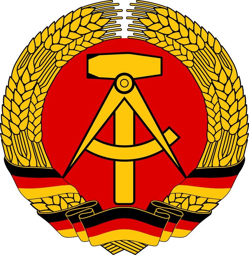 Coat of arms DDR
