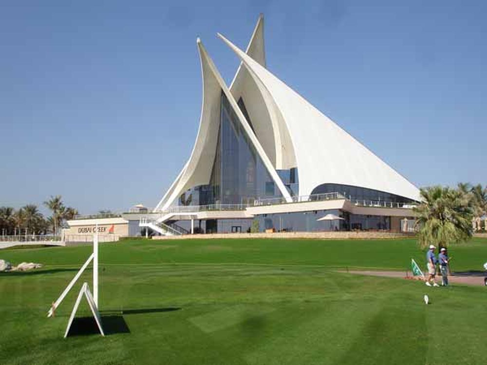 Dubai Creek Golf&Yacht Club