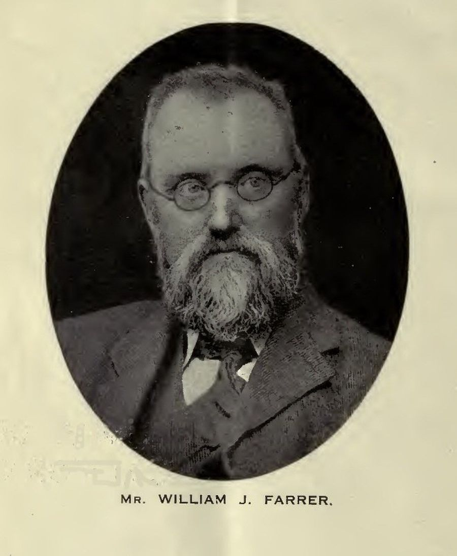 William James Farrer