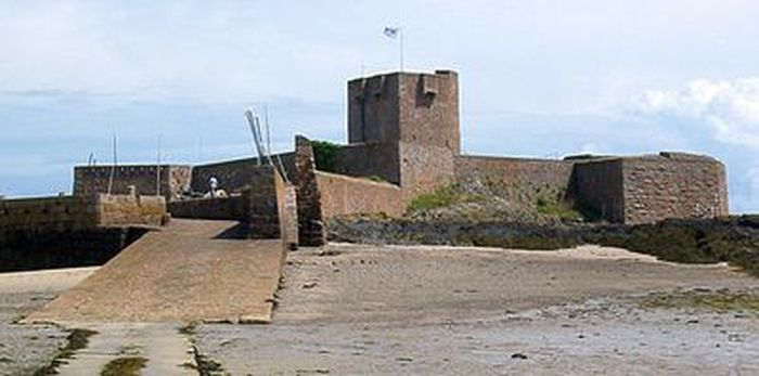 Saint Aubin's Fort