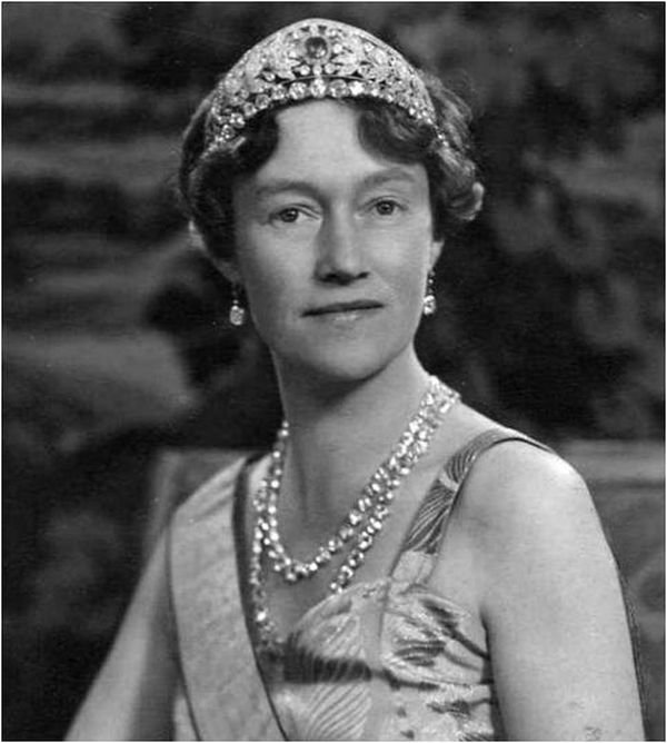 Charlotte, Grand Duchess of Luxembourg