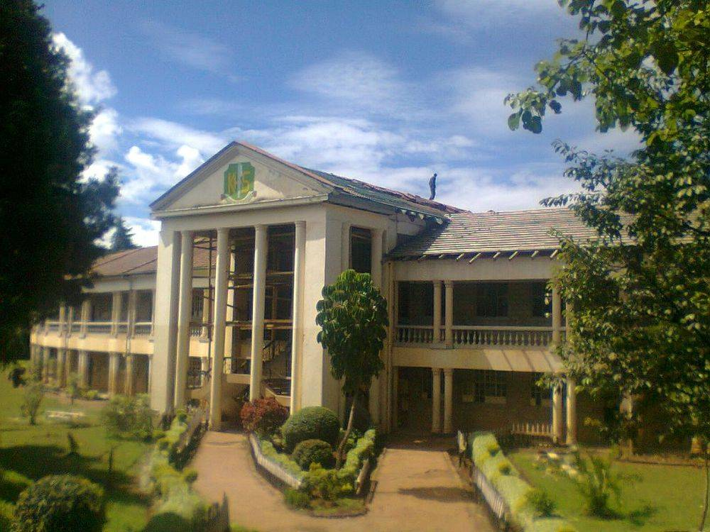 Kabarnet High School