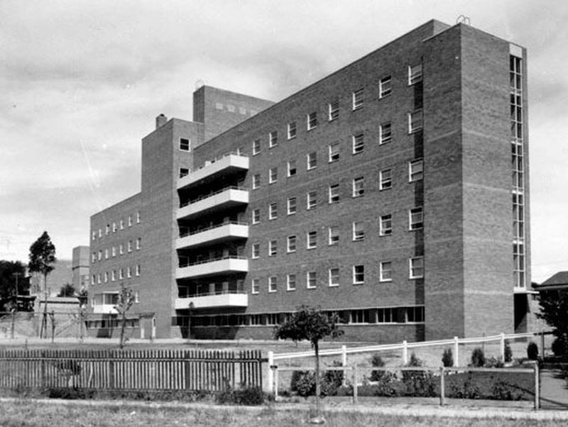 The King Edward Memorial Hospital