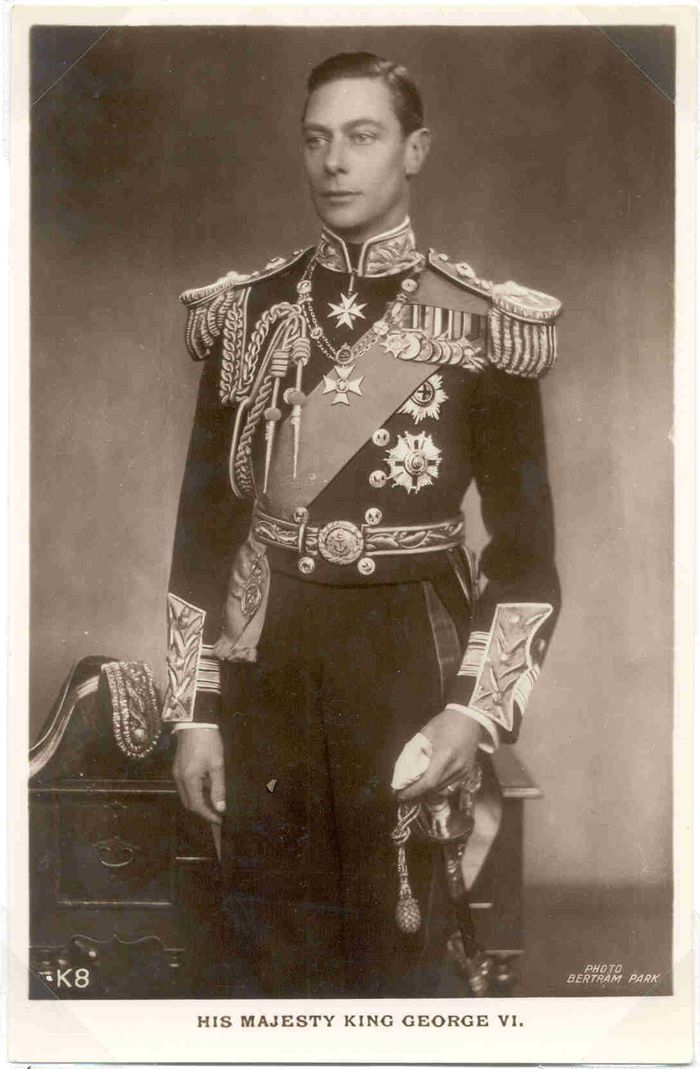 HM The King George VI