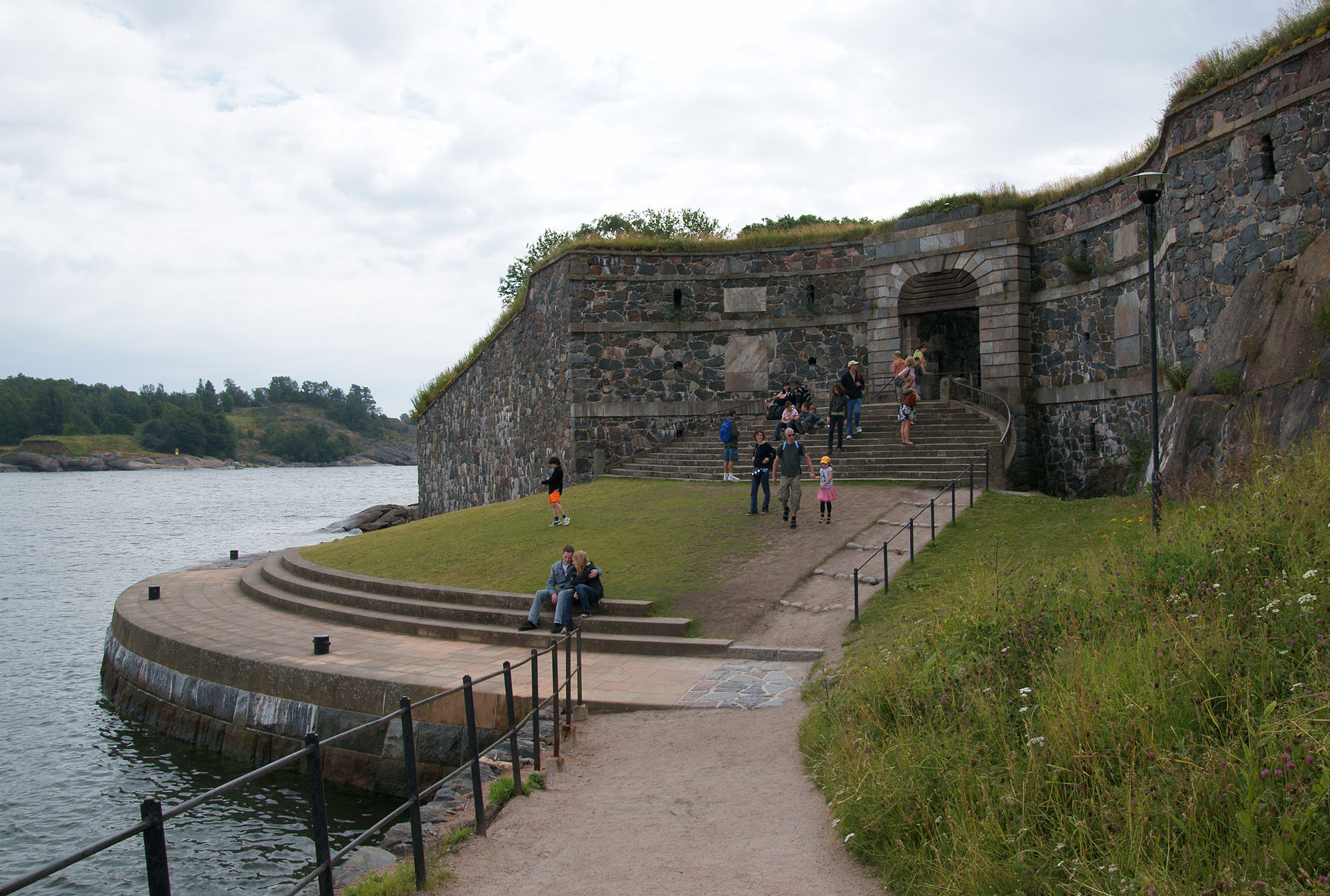 Sea Fortress of Suomenlinna