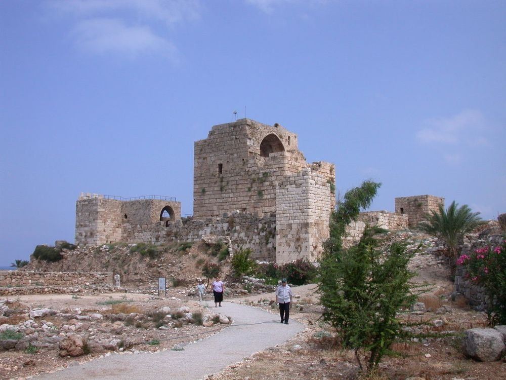 Byblos Crusaders Fort