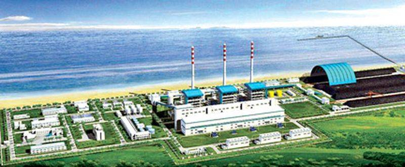 Lakvijaya Power Station