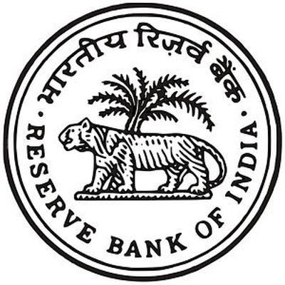 seal of Indian reserve Bank
