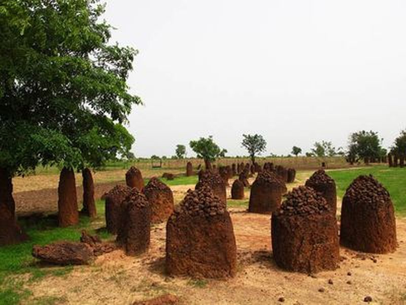 The Senegambian stone circles