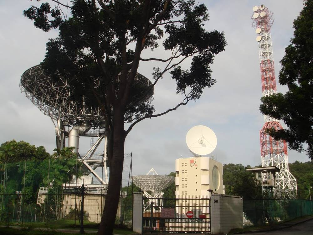 Sentosa Satellite Earth Station