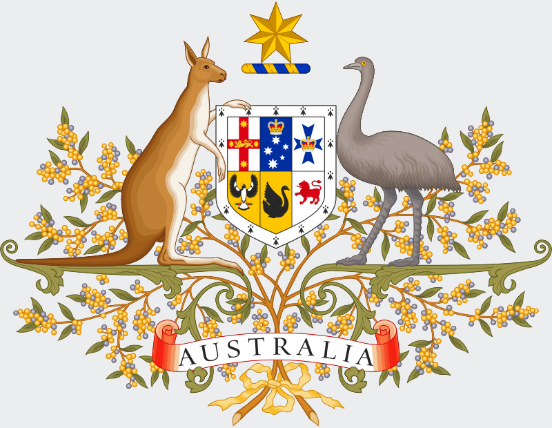 coat of arms Australia
