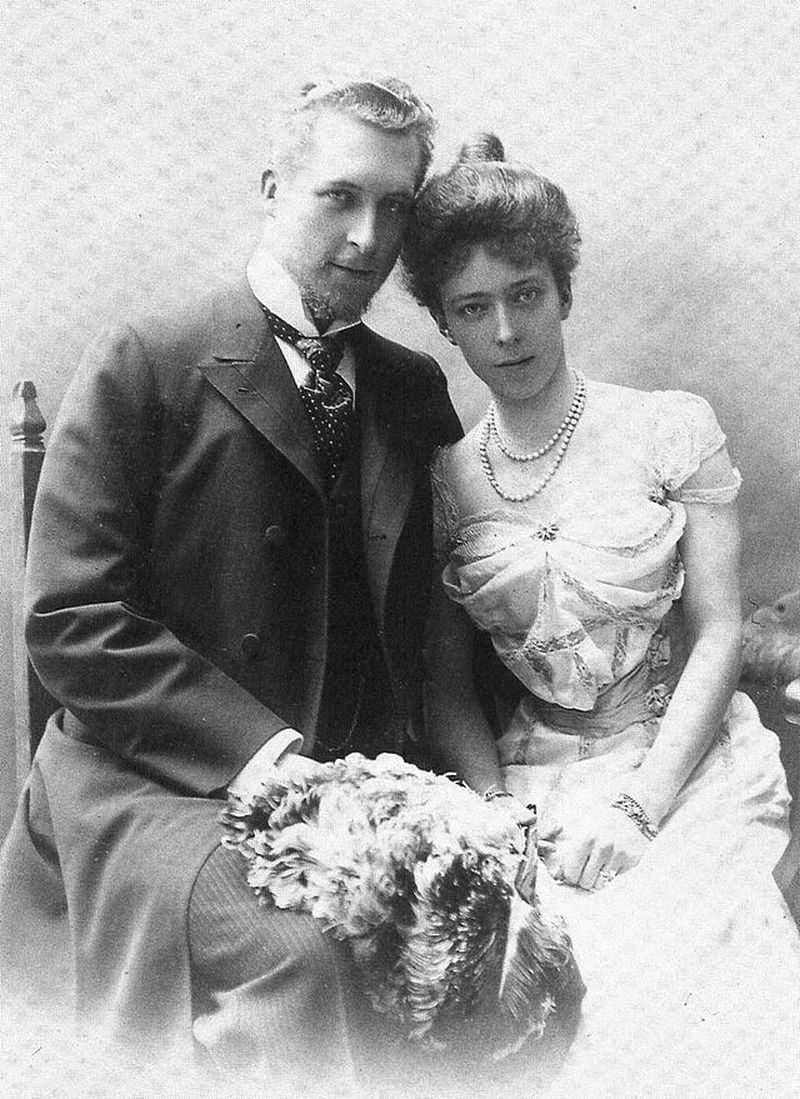 Duchess Elisabeth and Albert I