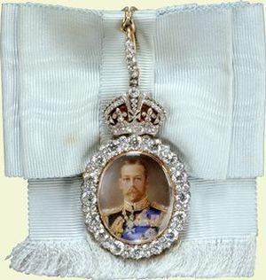 Royal Family Order George V
