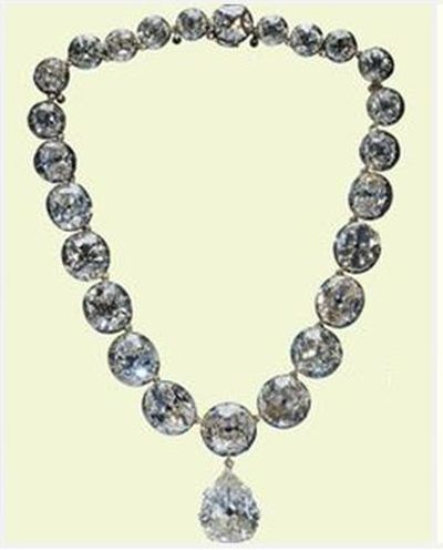 Queen Victoria's Collet Necklace