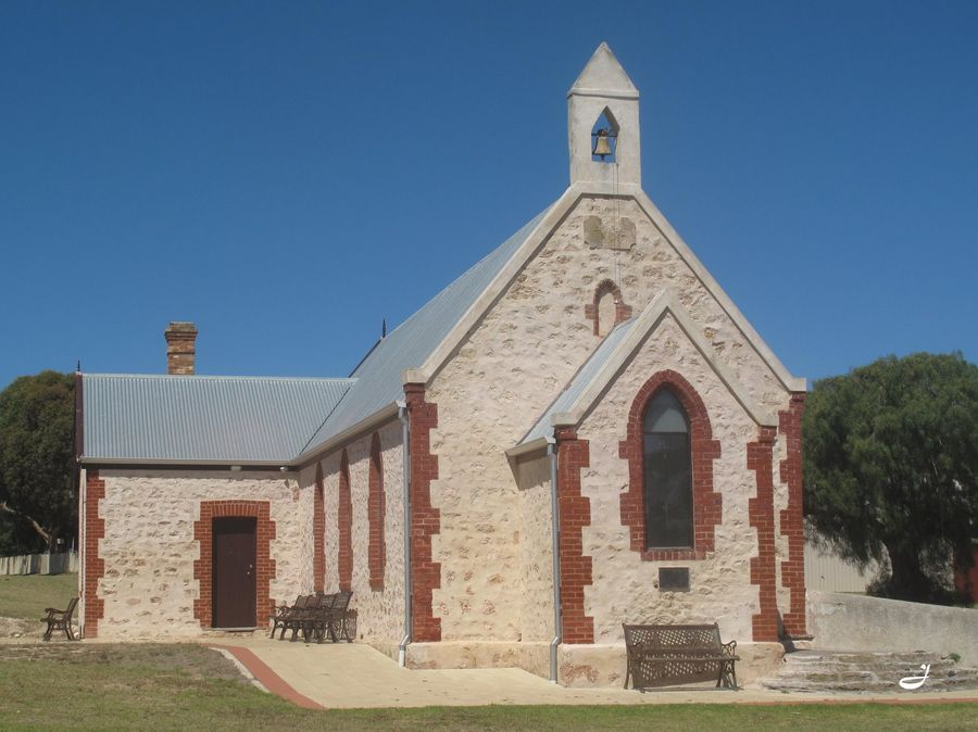 mission church Point McLeay