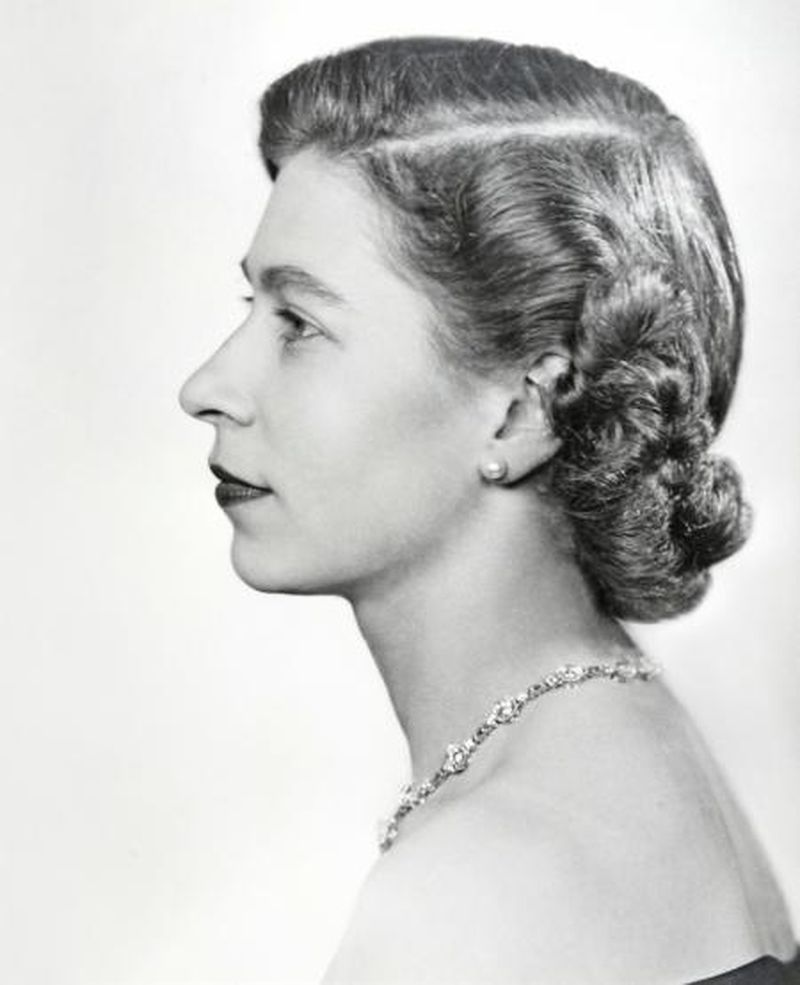 HM The Queen Elizabeth II
