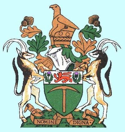 coat of arms of Rhodesia