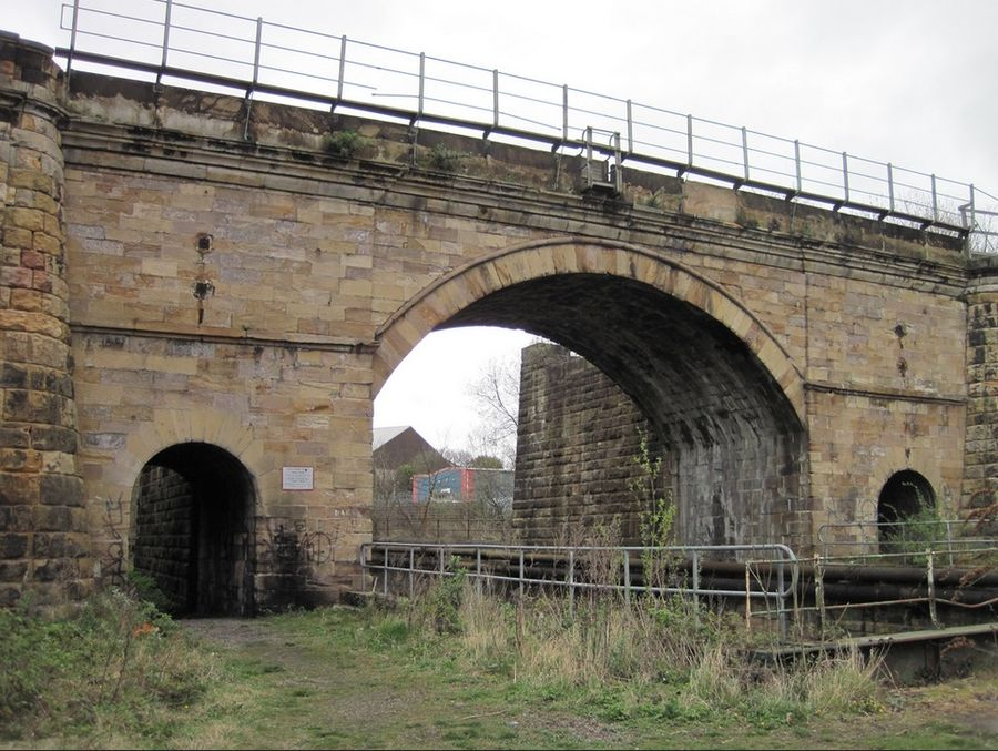 Skerne Bridge, Darlington