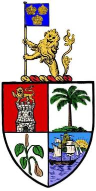 Straits Settlements coat of arms