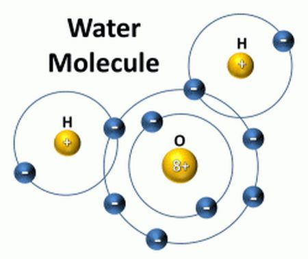 water molecule